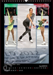 2013_April - Carolina Kostner