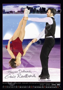 April 2017 - Meagan Duhamel- Eric Radford