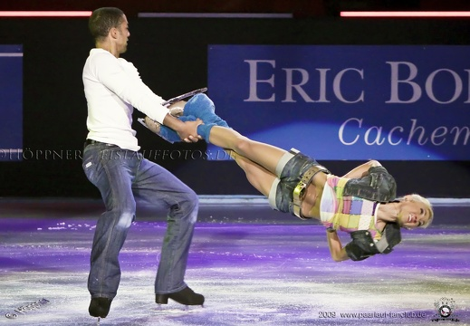 Tropee Eric Bompard Paris 2009