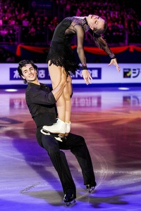 Kaitlyn WEAVER / Andrew POJE CAN 4th Ice Dance