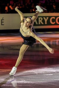 Carolina KOSTNER ITA 1st Ladies