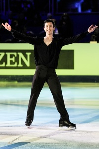 Patrick CHAN CAN 1st Men