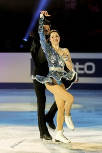 Tessa VIRTUE / Scott MOIR CAN 1st Ice Dance