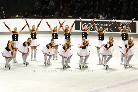 1 Team Berlin Juniors   BTSC BER
