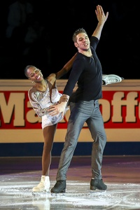 6 Vanessa JAMES - Morgan CIPRES FRA Pairs 4th