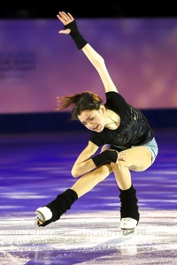 Evgenia MEDVEDEVA RUS Ladies 1st