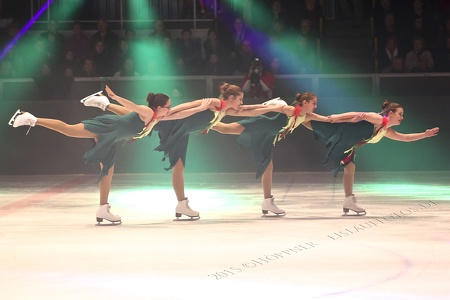 Team Berlin Novice