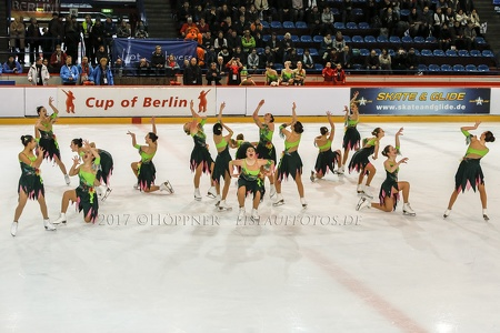 4 Team Berlin Juniors GER