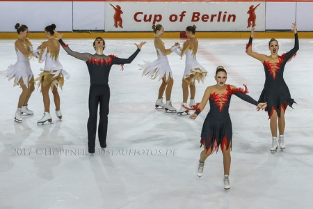 4 Team Berlin 1  (GER)