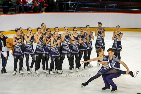 Junior_7 Team Darlings CZE