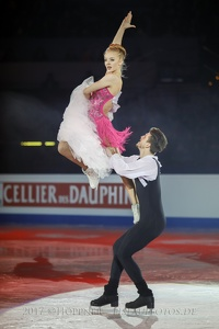 Alexandra STEPANOVA . Ivan BUKIN  RUS  5th Ice Dance