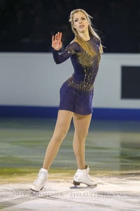 Carolina KOSTNER ITA 3rd Ladies