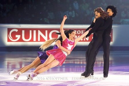 Rachel PARSONS , Michael PARSONS - Lorraine McNAMARA , Quinn CARPENTER (USA) 1st - 3rd Junior Ice Dance