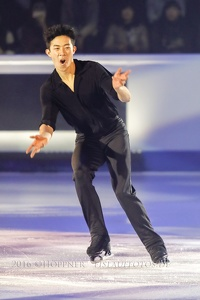 Nathan CHEN USA 2nd Men