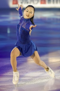 Satoko MIYAHARA  (JPN)  2nd Ladies