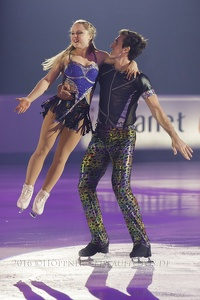 Julianne SEGUIN , Charlie BILODEAU   (CAN) 5th Pairs