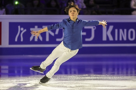 Shoma UNO   JPN   Men 2nd