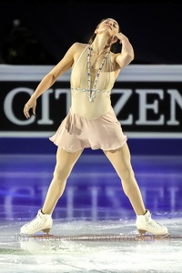 CS0I6847 Kaetlyn OSMOND CAN Ladies 2nd
