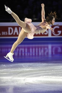 Kaetlyn OSMOND   CAN  Ladies 2nd