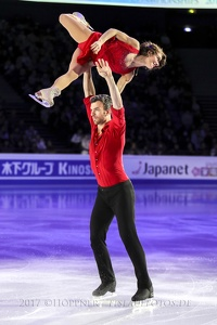 Meagan DUHAMEL, Eric RADFORD   CAN   Pairs 7th