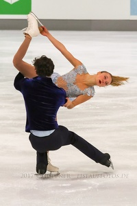 10(10,6) Camille RUEST, Andrew WOLFE (CAN)