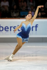 Alexia PAGANINI (SUI) - 3rd place Ladies