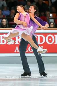 Kana MURAMOTO, Chris REED (JPN) - 2nd place lce Dance
