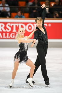 1.SP Penny Coomes , Nicholas Buckland (GBR)