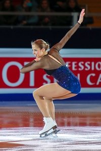 Carolina KOSTNER_ITA Ladies 3rd
