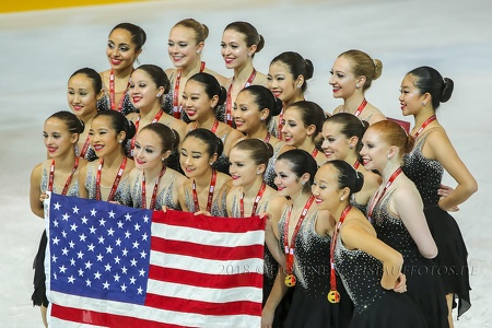 Junior 1 Skyliners  USA