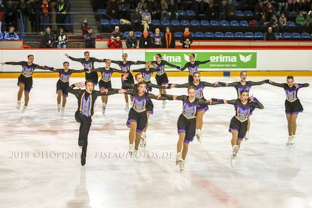 5 Team Ice United NED