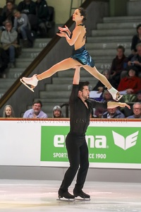 Pairs 3rd place_Deanna STELLATO / Nathan BARTHOLOMAY_USA