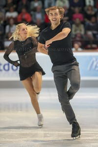 Ice Dance 5th place_Shari KOCH / Christian NUECHTERN_GER