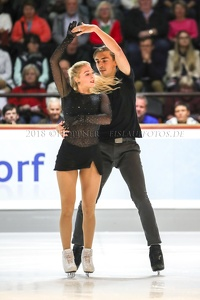 Ice Dance 5th place_Shari KOCH / Christian NÜCHTERN_GER