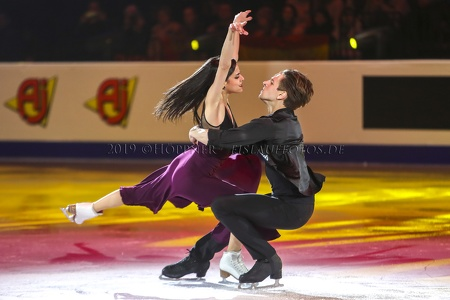 7th Ice, Dance Sara HURTADO / Kirill KHALIAVIN_ESP