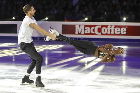 Vanessa JAMES / Morgan CIPRES_FRA