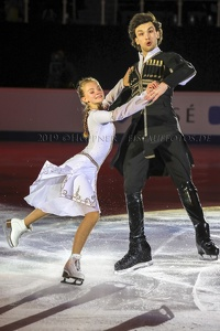 Maria KAZAKOVA / Georgy REVIYA_GEO__6th Junior Ice Dance