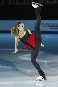 Hana CVIJANOVIC_CRO  - Junior Ladies