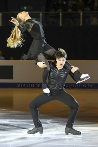 Loicia DEMOUGEOT / Theo le MERCIER_FRA - 8th Junior Ice Dance