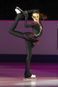 Anna SHCHERBAKOVA_RUS - 2nd Junior Ladies
