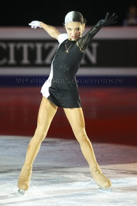 Alexandra TRUSOVA_RUS - 1st Junior Ladies