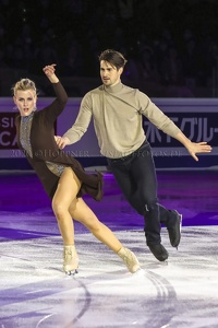 Madison HUBBELL / Zachary DONOHUE_USA-3rd Ice Dance